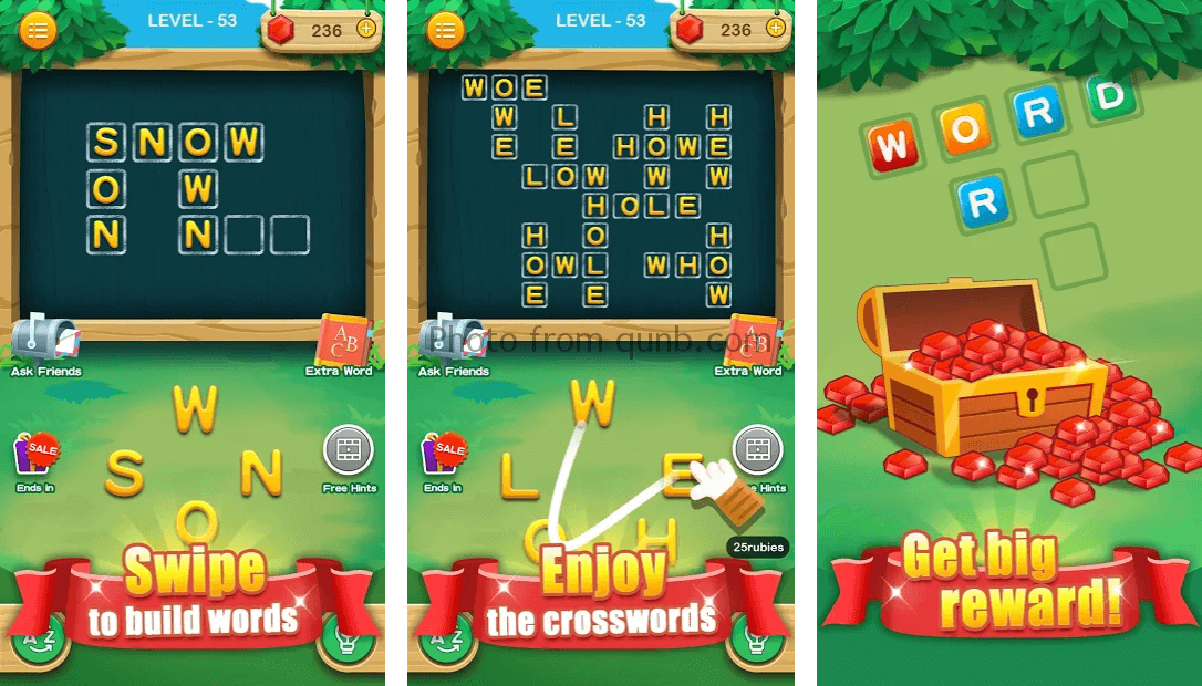 Word Zoo Crossy Answers And Cheats [Updated: July 29, 2019