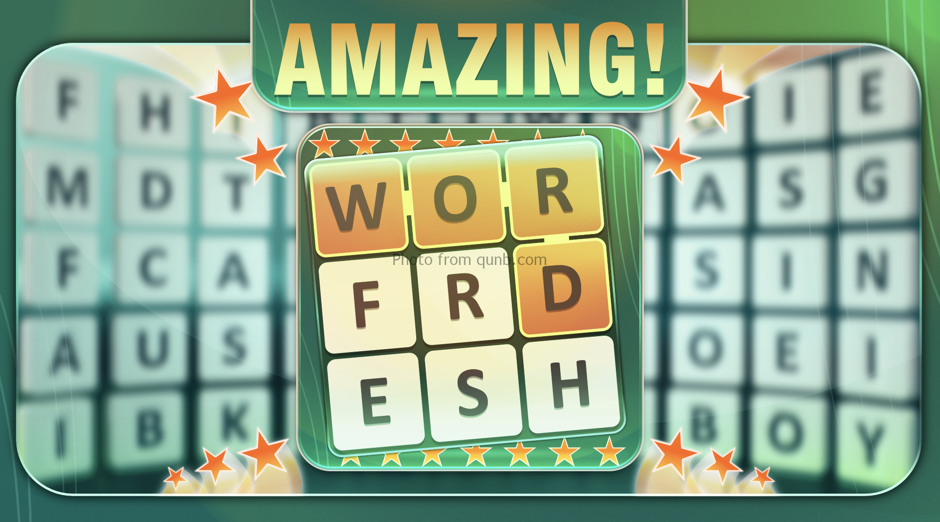 Amazing Word Fresh Game Answers Qunb