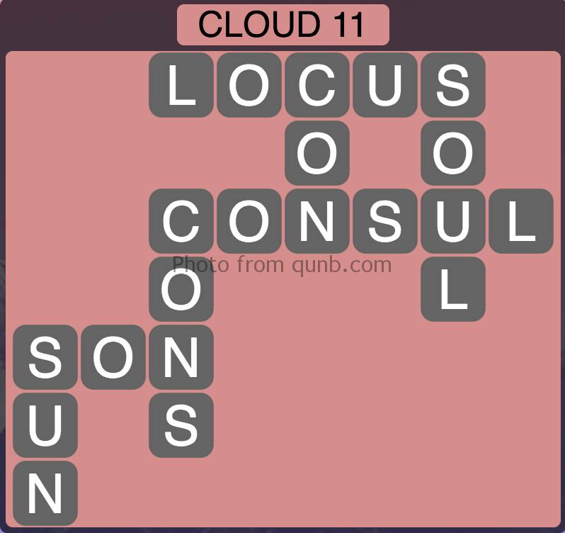 Wordscapes Cloud Sky Level 209 224 Answers And Cheats Qunb