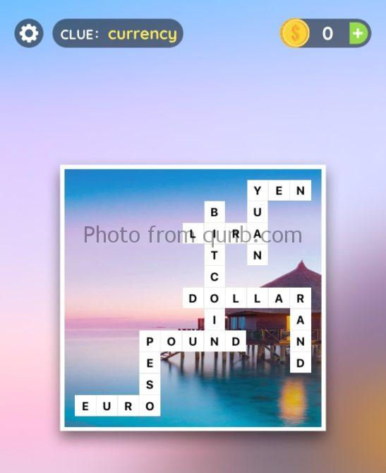 word collect cheat