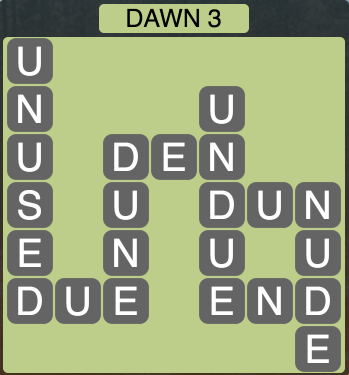 Wordscapes Twilight Dawn 3 - Level 2115 Answers