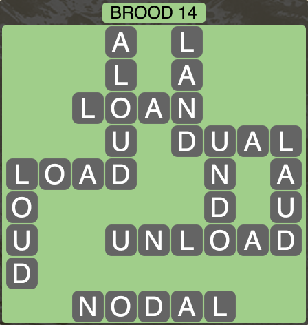 Wordscapes Twilight Brood 14 - Level 2142 Answers