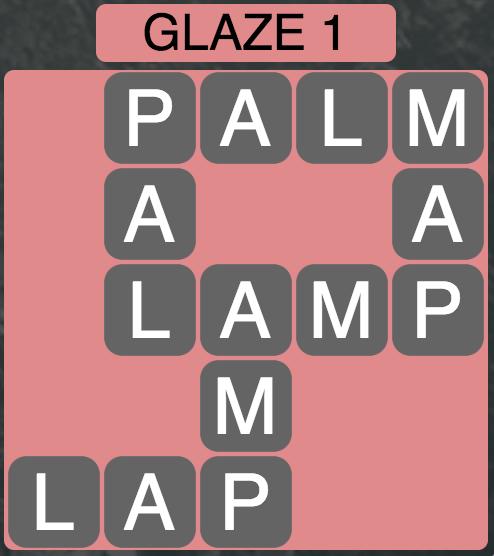 Wordscapes Arctic Glaze 1 - Level 4413 Answers