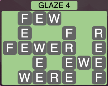 Wordscapes Arctic Glaze 4 - Level 4416 Answers