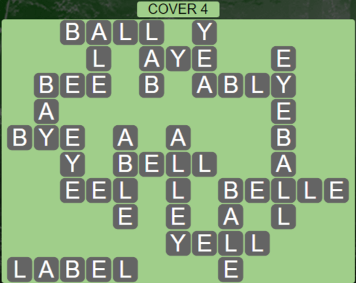 Wordscapes Marsh Cover 4 - Level 2228 Answers