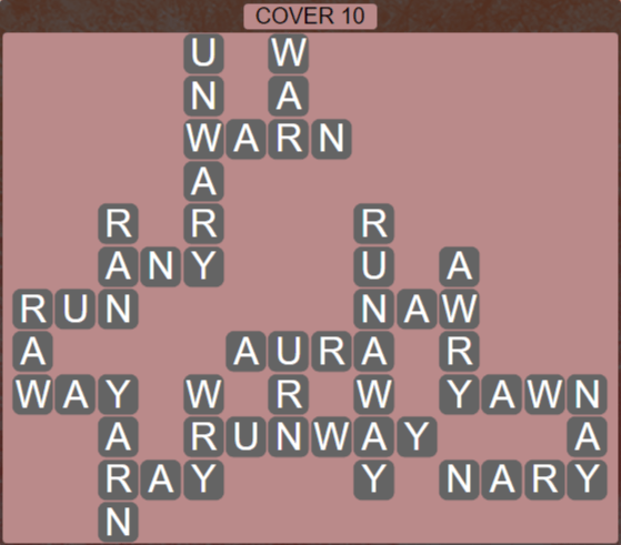 Wordscapes Marsh Cover 10 - Level 2234 Answers