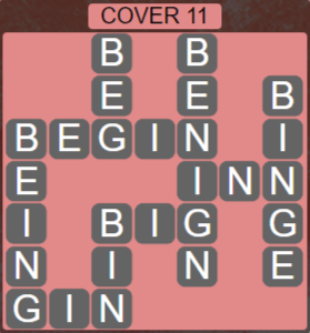Wordscapes Marsh Cover 11 - Level 2235 Answers