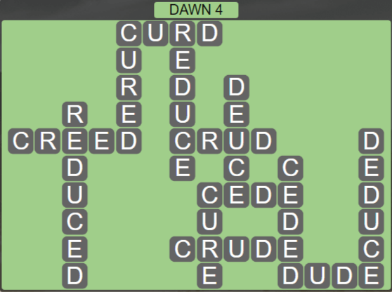 Wordscapes Arid Dawn 4 Level 2356 Answers Qunb