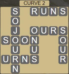 Wordscapes Passage Curve 2 – Level 2498 Answers