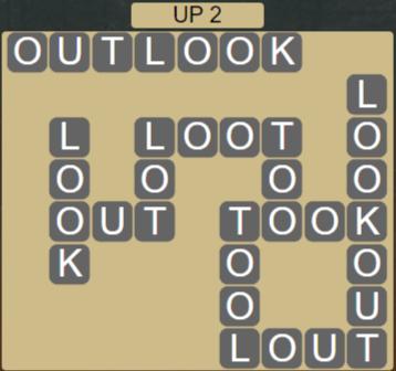 Wordscapes Peak Up 2 - Level 2738 Answers