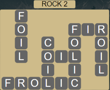 Wordscapes Basin Rock 2 - Level 3234 Answers