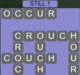 Wordscapes Reflect Still 1 - Level 3537 Answers