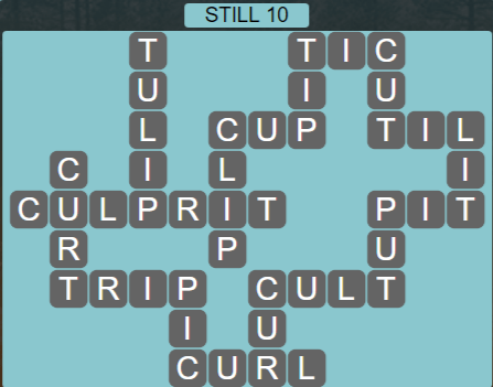 Wordscapes Reflect Still 10 - Level 3546 Answers