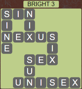 Wordscapes Astral Bright 3 - Level 3683 Answers