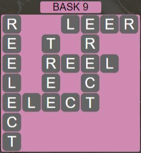 Wordscapes Stone Bask 9 - Level 3769 Answers