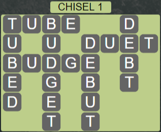 Wordscapes Stone Chisel 1 - Level 3793 Answers