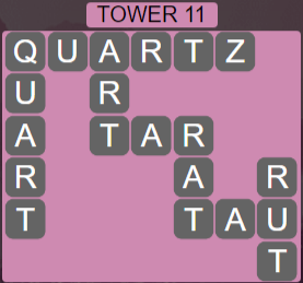 Wordscapes Stone Tower 11 - Level 3819 Answers