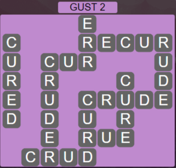 Wordscapes Wind Gust 2 - Level 4018 Answers