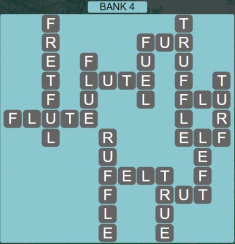Wordscapes Shore Bank 4 - Level 4116 Answers
