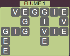Wordscapes Ravine Flume 1 - Level 4193 Answers