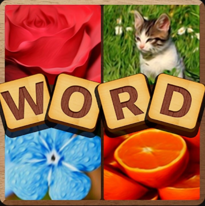 4 Pics Puzzle: Guess 1 Word Answers - BitMango Game » Qunb