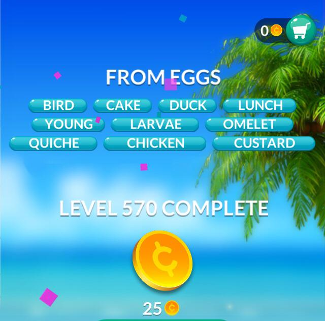 Word Stacks Level 570 From Egg Answers