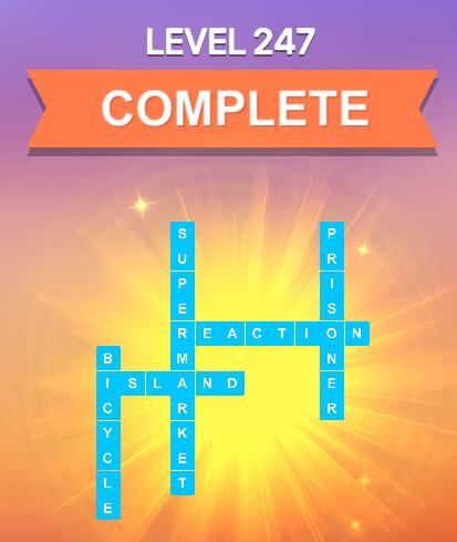grossiste 1a5a6 0e3fa Word Slices Level 247 Chain Answers » Qunb