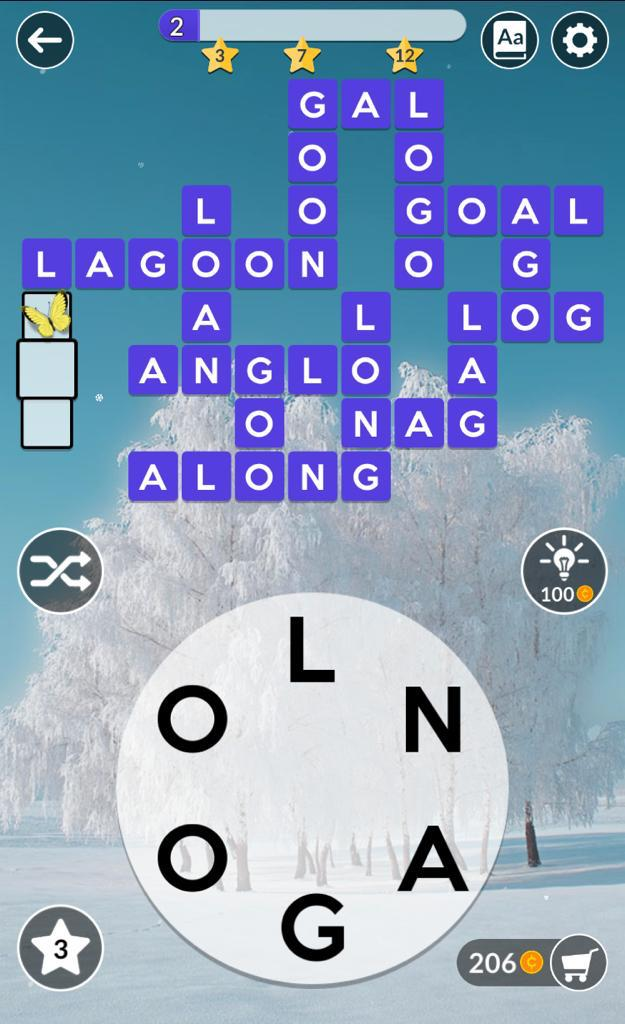 Wordscapes Daily Puzzle February 8 2019 Answers » Qunb