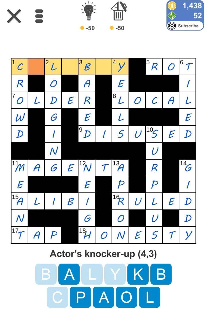 Puzzle Page Daily Crossword April 20 2019 Answers All In One Page Qunb