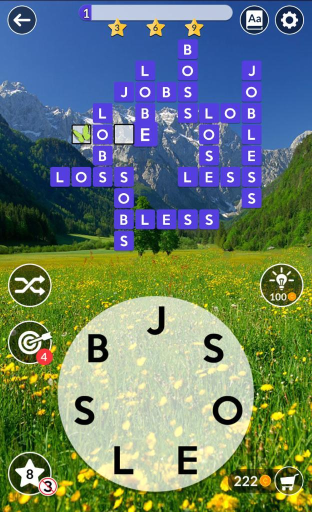 Wordscapes Daily Puzzle May 4 2019 Answers » Qunb