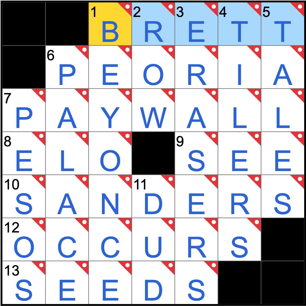 Nyt Mini Crossword May 18 2019 Answers Qunb