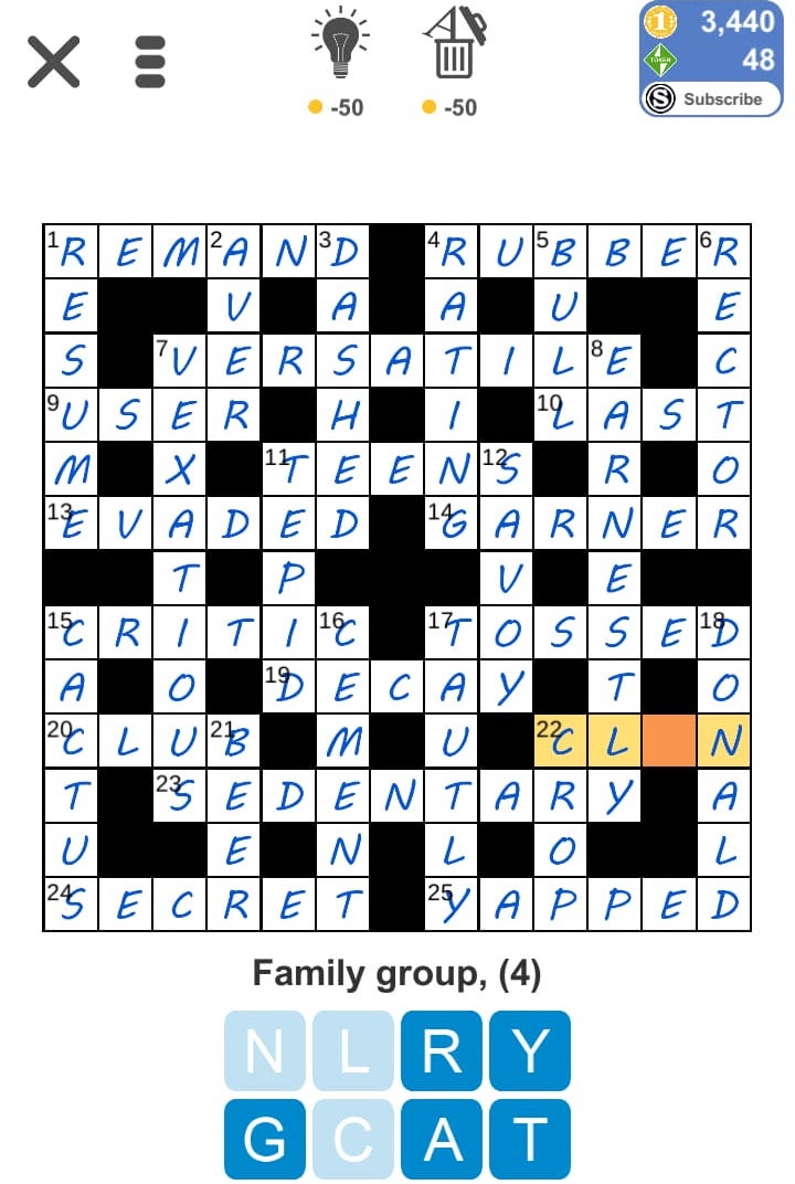 Puzzle Page Challenger May 19 2019