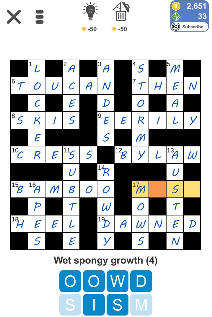 Puzzle Page Crossword May 15 2019 Answers All In One Page Qunb