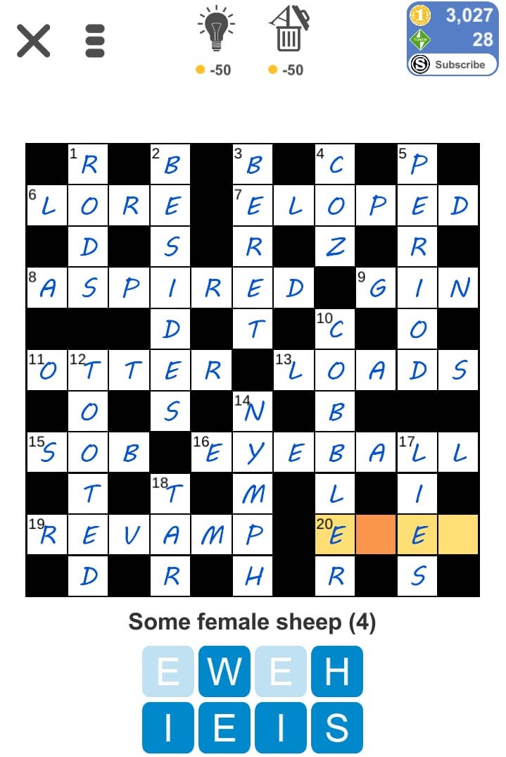 Puzzle Page Crossword May 17 2019 Answers All In One Page Qunb