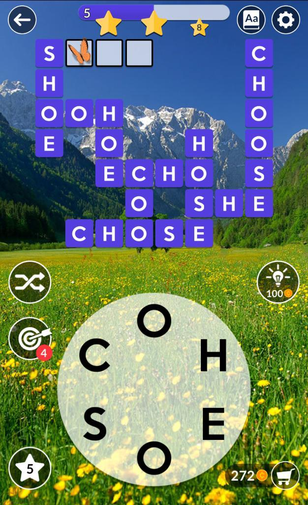 Wordscapes Daily Puzzle May 18 2019 Answers » Qunb