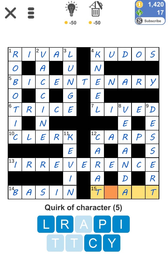 Puzzle Page Crossword June 5 2019 Answers All In One Page Qunb