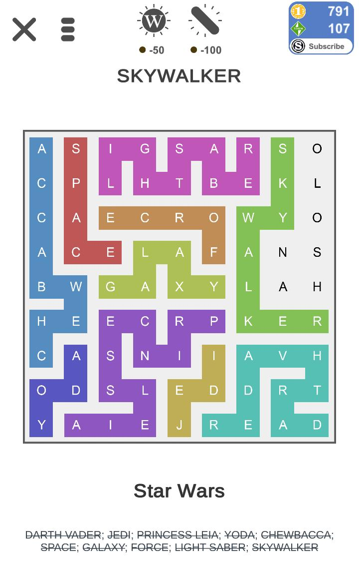 Puzzle Page Word Snake July 3 2019 Qunb
