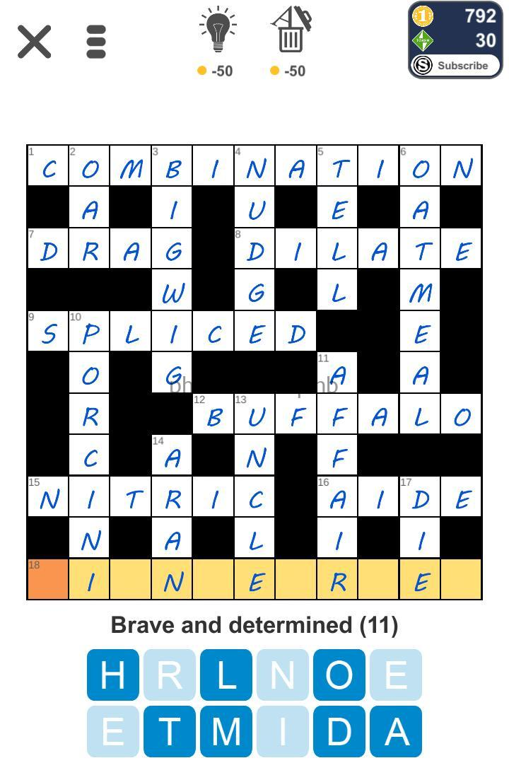 Puzzle Page Crossword August 12 2019 Answers All In One Page Qunb