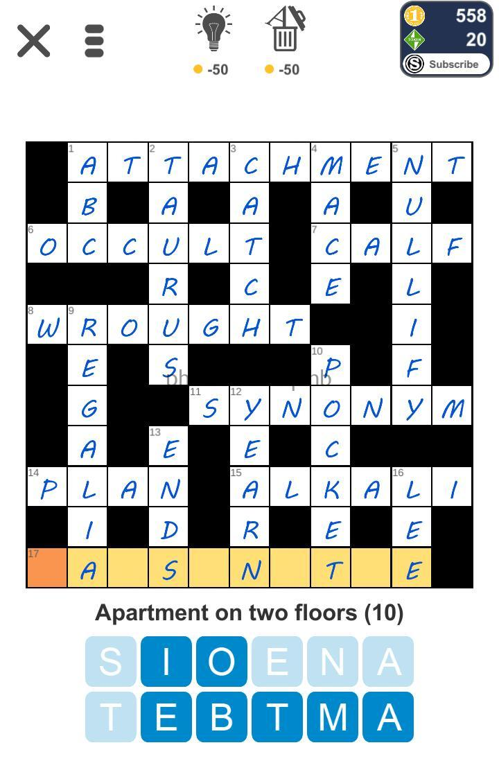 Puzzle Page Crossword August 5 2019 Answers All In One Page Qunb