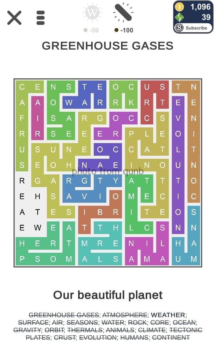 Puzzle Page Word Snake August 31 2019 Qunb