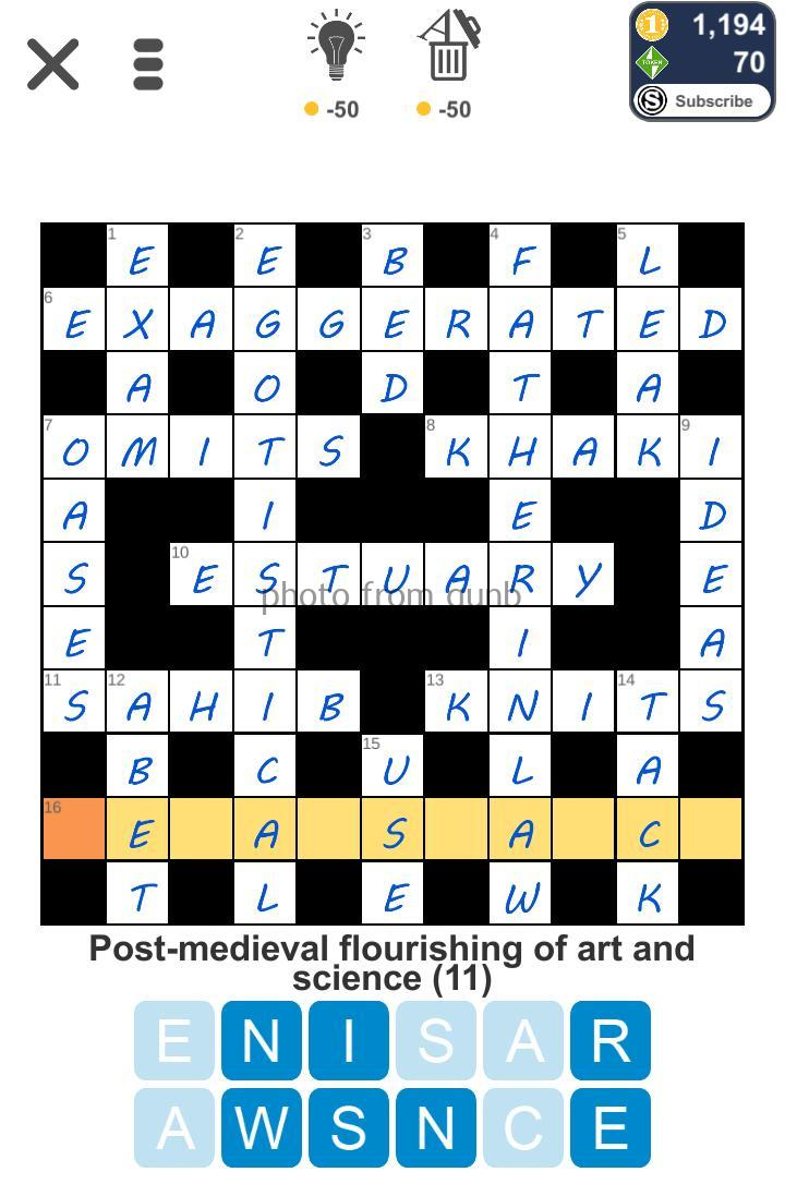 Puzzle Page Crossword September 6 2019 Answers All In One Page Qunb