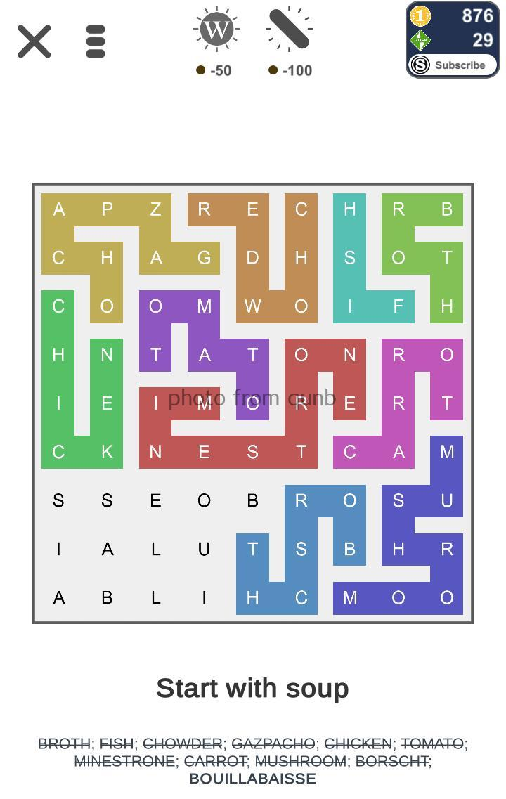 Puzzle Page Word Snake September 4 2019 Qunb