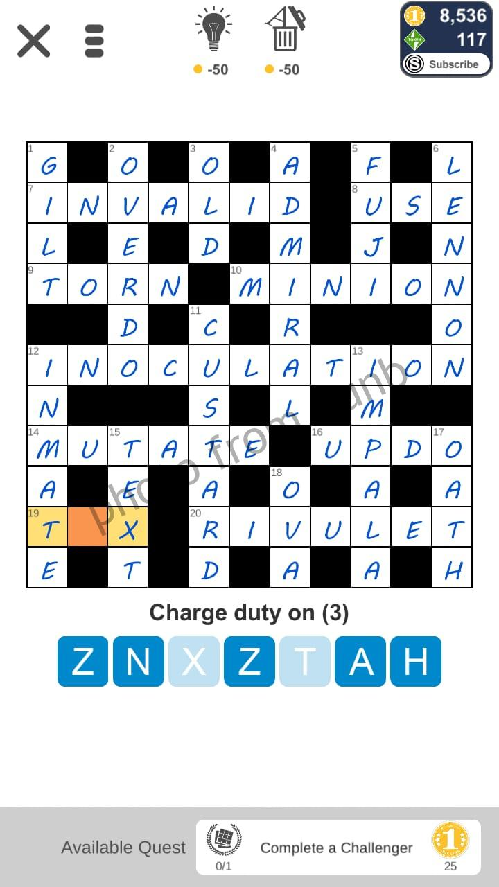 Puzzle Page Crossword October 18 2019 Answers All In One Page Qunb