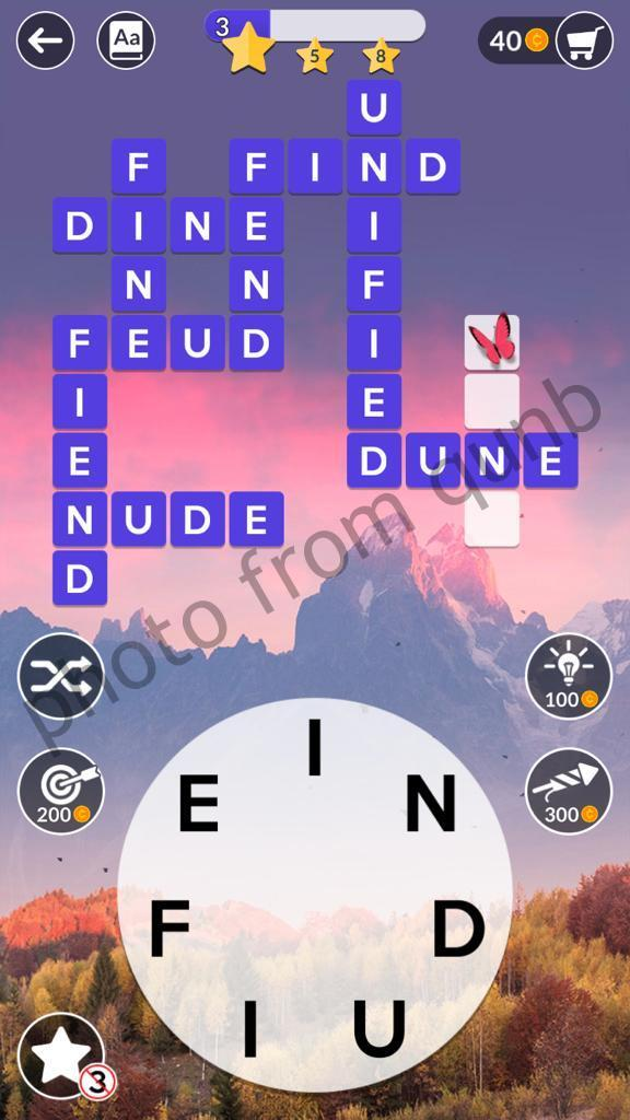 Wordscapes November 16 2019 Daily Puzzle Answers Qunb