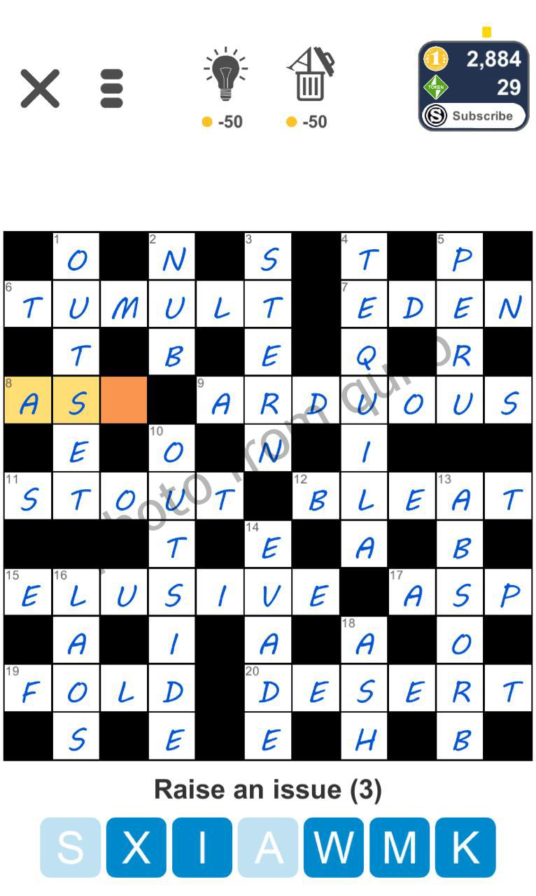 Puzzle Page Crossword March 5 2020 Answers All In One Page Qunb