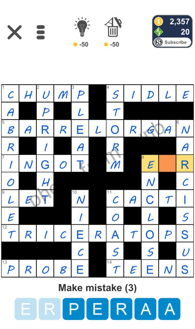 Puzzle Page Crossword April 2 2020 Answers All In One Page Qunb