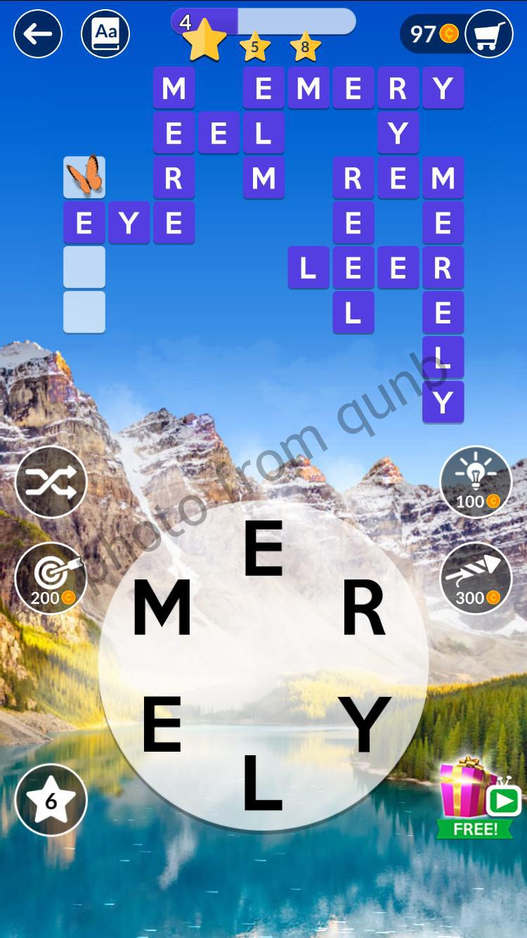 Wordscapes June 11 2020 Daily Puzzle Answers » Qunb
