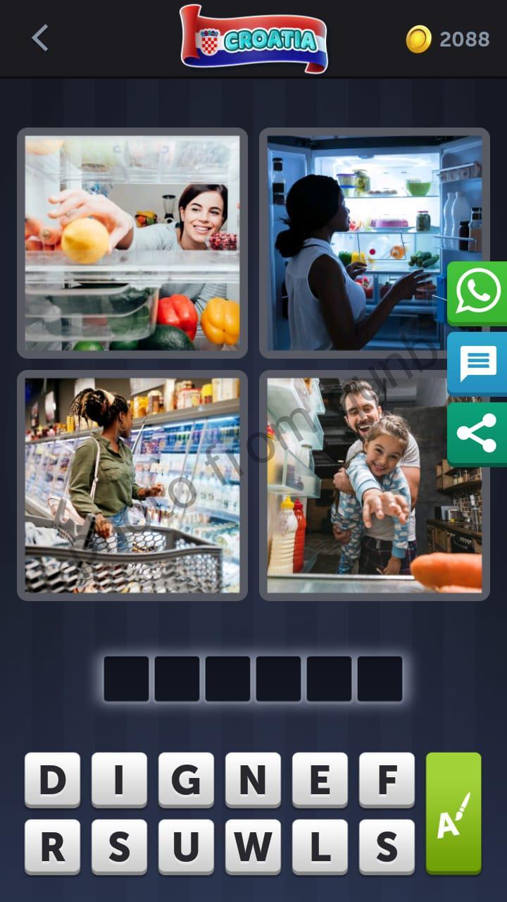 4 Pics 1 Word Daily Bonus Puzzle July 13 2020 Answer Qunb