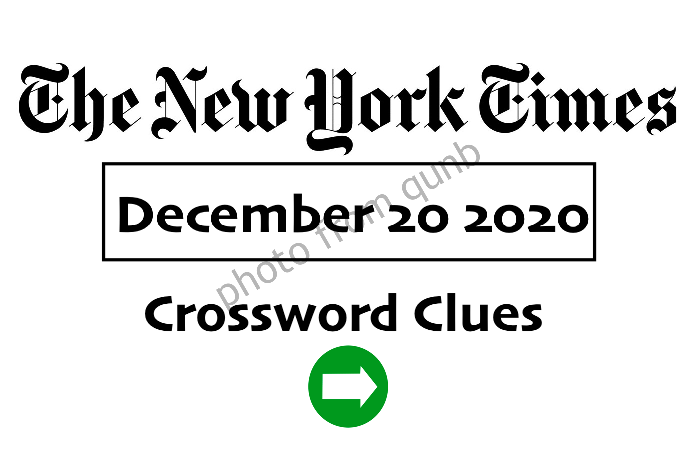 Beginning To Look A Lot Like Christmas Crossword Clue Nyt Qunb