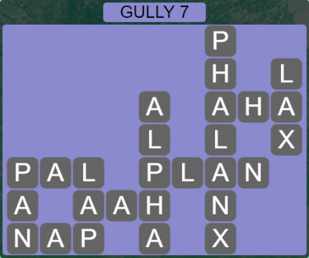 Wordscapes Level 4167 Answers Qunb